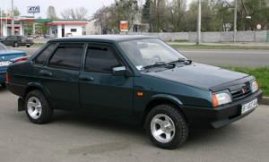 Фото автомобиля ВАЗ 21099, tuningkod.ru