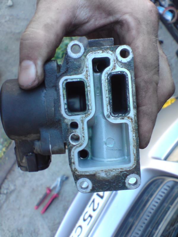Чистка дроссельной заслонки и замена прокладки КХХ - бортжурнал Nissan Avenir 4VEZDE 2000 года на DRIVE2