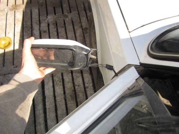 замена зеркал заднего вида на ВАЗ 2107