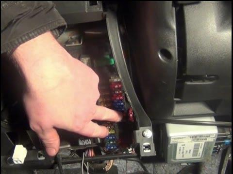 Замена предохранителя прикуривателя на ВАЗ - Lada Granta