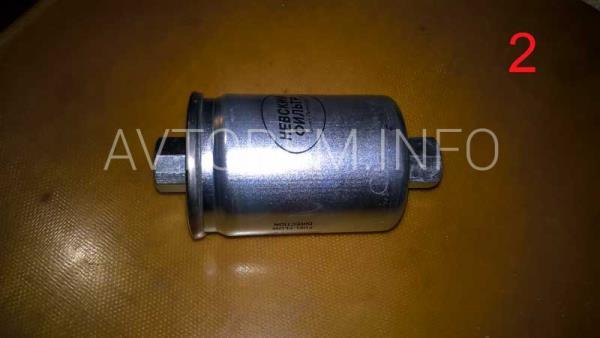топливный фильтр с резьбой 2112-1117010-01