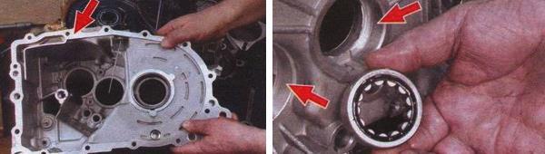 Как правильно собрать коробку передач на автомобиле ваз 21099