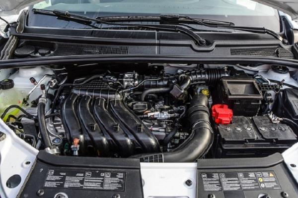 Двигатель Веста