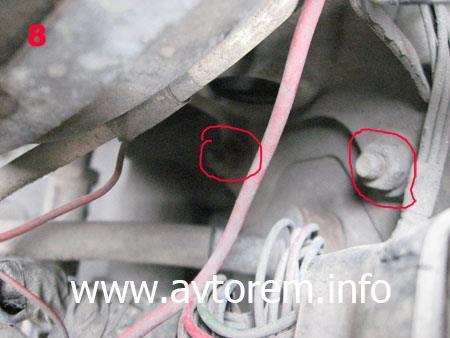 Проводим замену вакуумного усилителя педали тормоза своими руками на автомобиле ВАЗ 2108, ВАЗ 2109, ВАЗ 21099, ВАЗ 2110, ВАЗ 2113, ВАЗ 2114, ВАЗ 2115