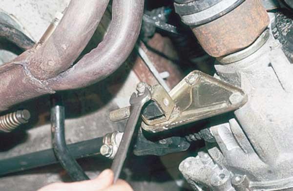 ВАЗ 2112 замена рулевых наконечников видео