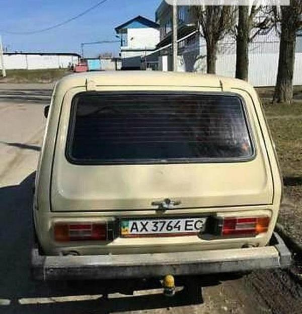 Куплю ВАЗ 2121 харьков