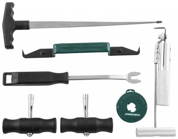 инструмент для срезания лобового стекла на ВАЗ 2110, 2111 и 2112