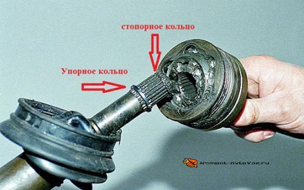 Шрус Ваз-2108