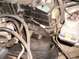 Замена радиатора печки Приора без кондиционера