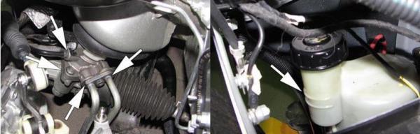Как выявить неисправности рулевого управления Lada Vesta и XRAY