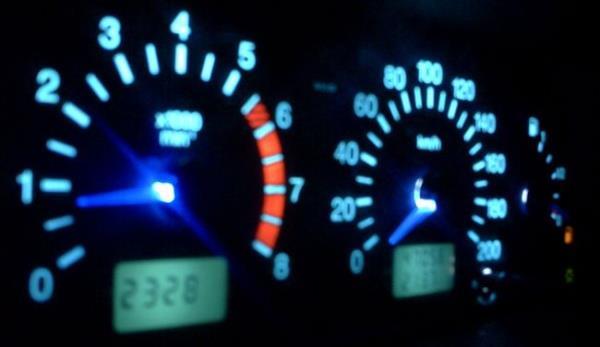 Тюнинг подсветки Lada 2114