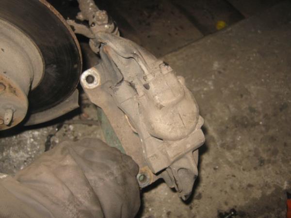 замена переднего суппорта на ВАЗ 2101-2107