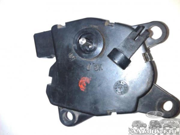 разбираем моторедуктор печки ваз-2110, 2111 и 2112