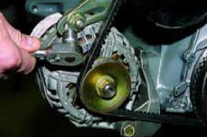 головкой «на 13» – на впрысковом двигателе