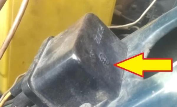 Реле сигнализатора заряда аккумуляторной батареи Ваз 2106