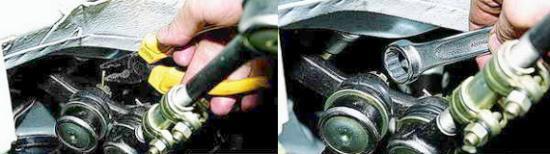 Замена средней рулевой тяги Ваз 2121 Нива 2131