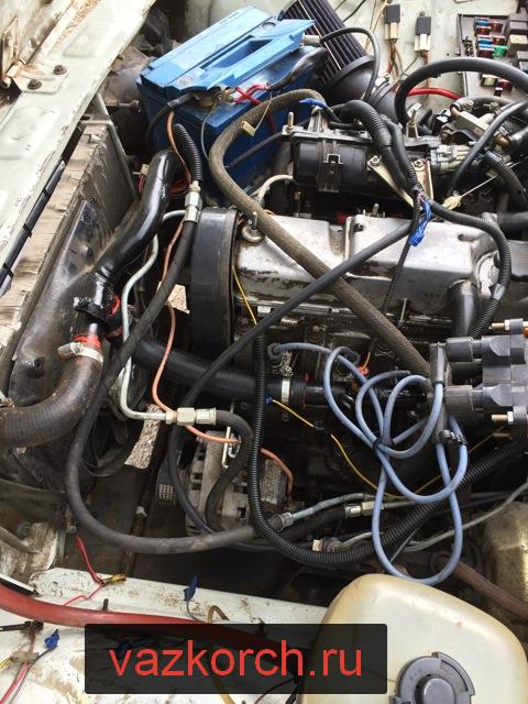 Двигатель 2108 на классику