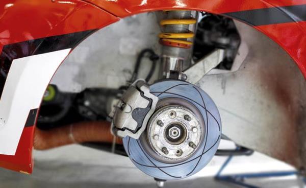 дисковые тормоза для автомобиля