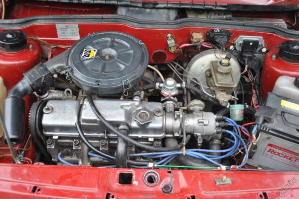 Объём двигателя ваз 21083