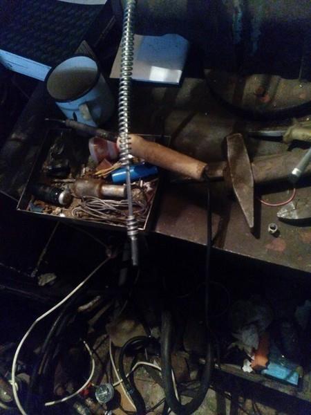 Замена троса ручника (стояночного тормоза) в Шевроле Ниве (ВАЗ 2123)