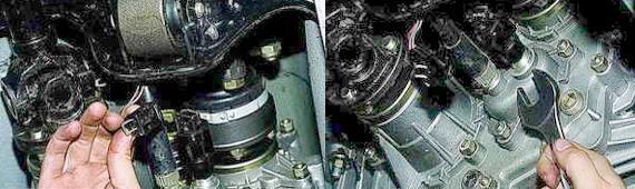 Замена датчика кислорода Нива 2121 2131