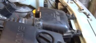 Замена прокладки ГБЦ ВАЗ 2110 (2112)