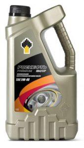 Моторное масло Роснефть 5w-40