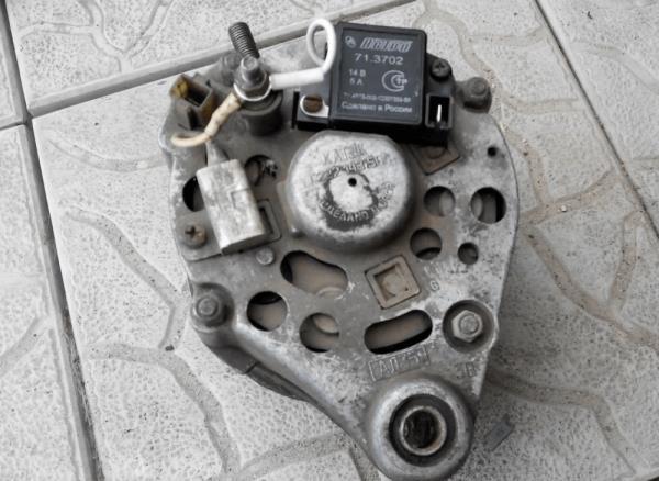 Генератор Г222 для ВАЗ