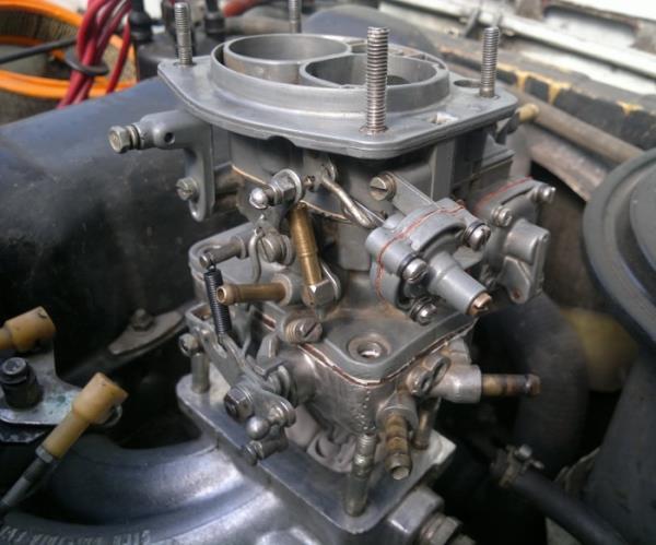 ваз 2101 карбюратор расход топлива