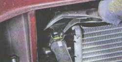 Замена радиатора Лада Гранта