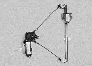 Операции проводимые при замене стеклоподъемника передней двери на автомобиле ВАЗ 2170 2171 2172 Лада Приора (Lada Priora)