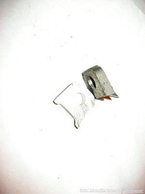 26подрезали уши на рулевой рейке(тк её надо было установить ниже)