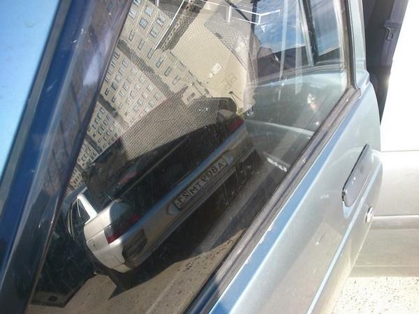 Замена передних боковых стёкол ВАЗ 2110
