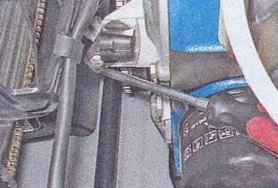 статья про датчик положения коленвала (дпкв) автомобиля ваз 2107 - проверка - замена