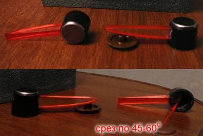 Подсветка стрелки приборов