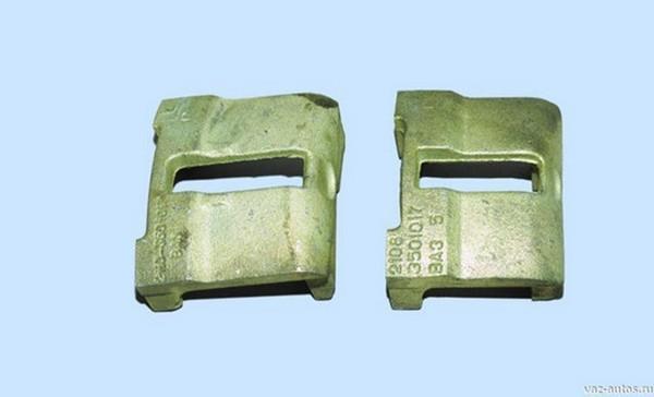 Установка тормозов от ВАЗ 2112 на ВАЗ 2113, 2114, 2115