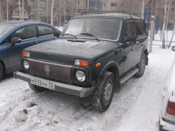 Выпуск ВАЗ 21214