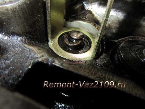 рассухарить клапан ВАЗ 2109-2108