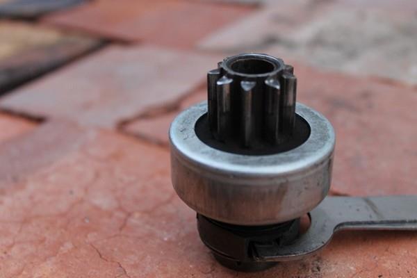 Ремонт стартера ВАЗ 2110 (БАТЭ 2111.3708010-01)