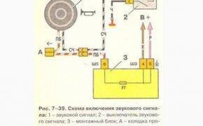 Установка нового звукового сигнала на ВАЗ 2112, 2111, 2110