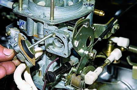 Поменять подушки двигателя на ваз 2106