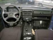Салон, панель и щиток приборов автомобиля ВАЗ-2121 «Нива»