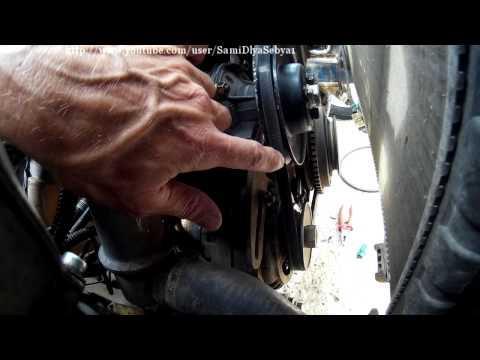 Замена ремня генератора НИВА. Ремень генератора через 25км. на НИВЕ 21214