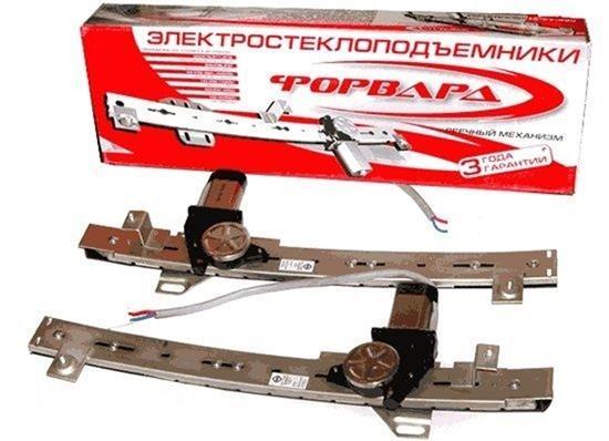Замена передних стеклоподъёмников ВАЗ 2110