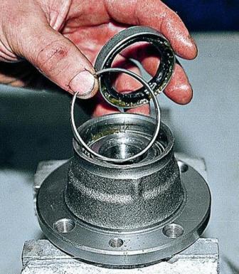 Как заменить подшипник передней ступицы на ваз 2107 - Tuningss.ru
