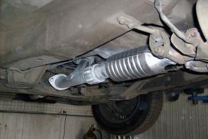 Автомобиль ваз 21213 нива ремонт