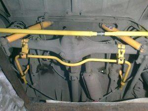 стабилизатор ваз 2107