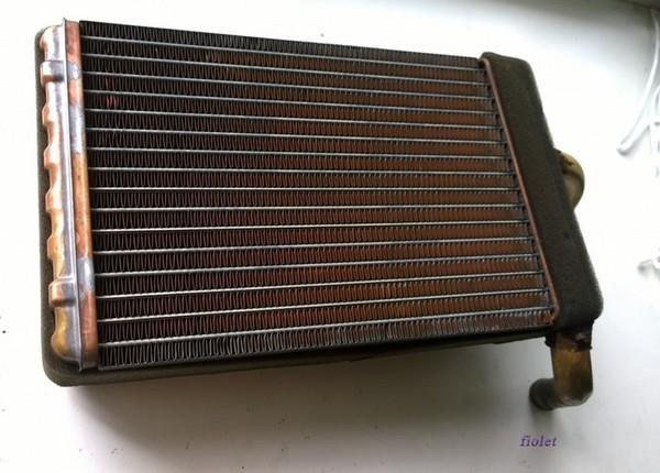Реставрация штатного кондиционера ВАЗ 2108