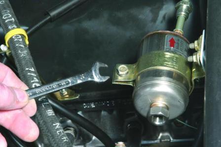 Топливный фильтр ВАЗ 2107 инжектор купить омск