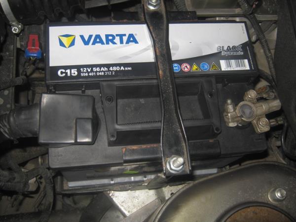 аккумулятор для ВАЗ 2110
